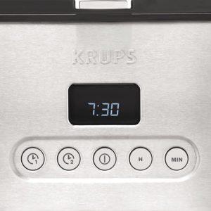 Fonction minuterie du Krups KM442D