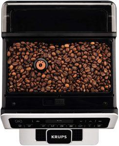 préparation du café