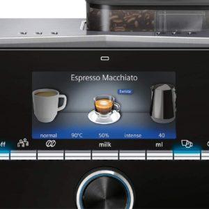 Manipulation simple et intuitive du EQ.9 Plus s500 du Siemens
