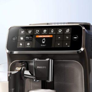 Philips EP4346/70 : affichage intuitif