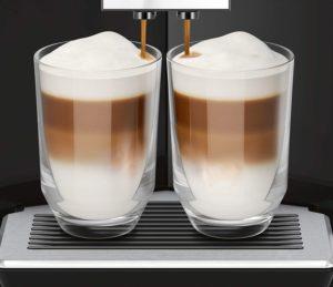 Siemens EQ.9 Plus s300 : une machine qui prépare de très bons cafés