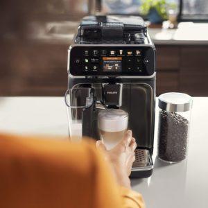 Moulin à café du Philips EP5441/50 LatteGo