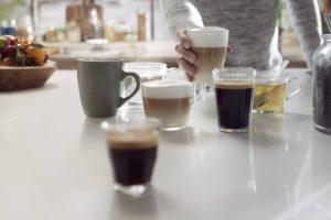 Options de personnalisation de café