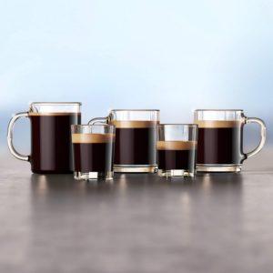 Philips EP4321/50 : 5 boissons café possibles