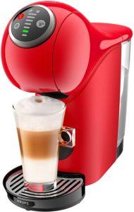 Préparation du café avec le KRUPS Genio S Plus