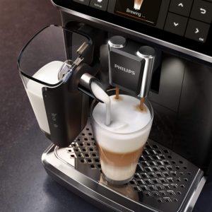 Philips EP5441/50 : Système de lait LatteGo