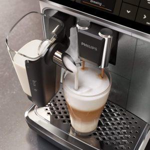 Système de lait LatteGo du Philips EP4346/70