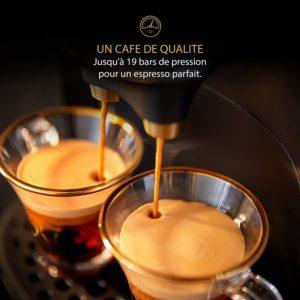 Philips L'Or Barista LM8012/60 prépare un excellent café