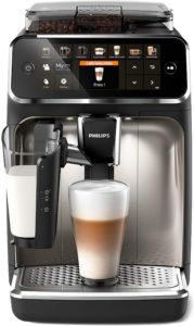 Différents modèles de la cafetière Philips EP5447/90
