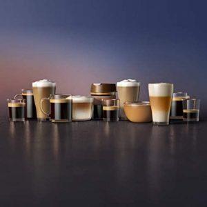 Possibilité de préparer 12 boissons différentes avec le Philips EP5447/90