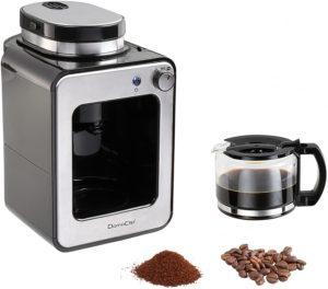 Machine à cafe à grain pas cher avec broyeur intégré DOD135 de Domoclip